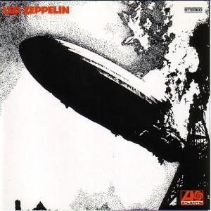 Coveret til det første albumet fra Led Zeppelin