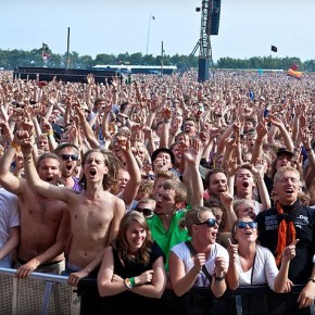 Hva skjer med Roskilde-festivalen?
