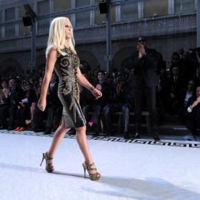 Versace, baby!