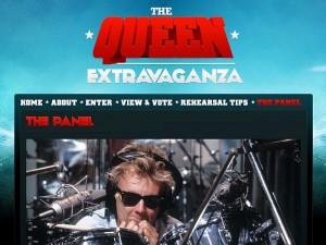 Trommeslager Roger Taylor har tatt initiativet til Queen-versjonen av American Idol (Foto: Queen Extravaganza)