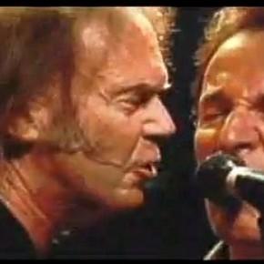 Da Young og Springsteen tok en Dylan