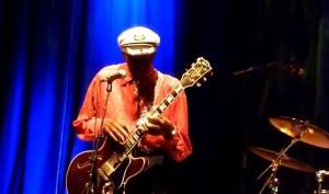 Chuck Berry er 87 år gammel. Dessverre var han ikke i form da han besøkte Sentrum Scene i Oslo