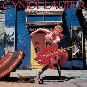 Cyndi's first album.
