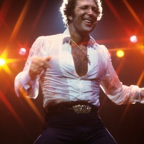 He's Tom Jones for God's sake.