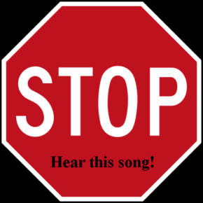 Sangen med den største Stop-effekten