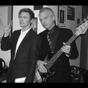 Visconti og Bowie