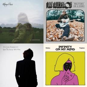 Tom S' fire Ess: Årets beste musikk 2017