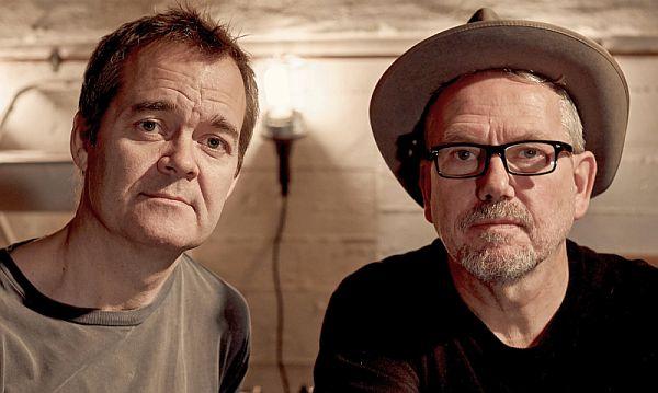 Hågen Rørmark og Jørn Christensen er The Sleepends