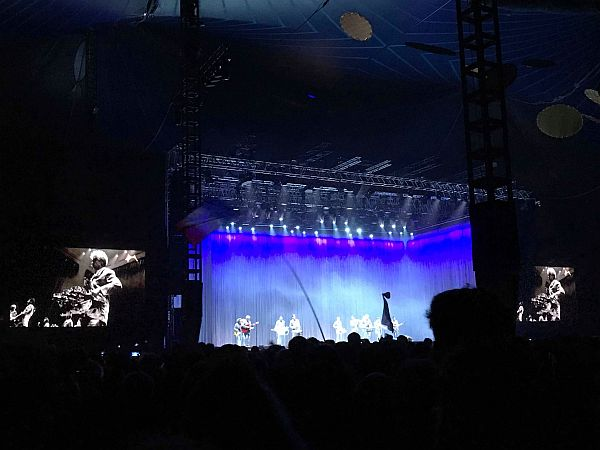 Roskilde, Nick Cave & The Bad Seeds, Orange scene fredag den 6. juli 2018