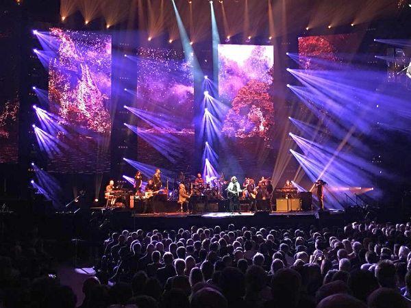 Jeff Lynne's ELO overbeviste stort i Oslo Spektrum fredag kveld (Foto: Ida Berg Hauge)