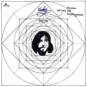 Den siste helstøpte plata til The Kinks
