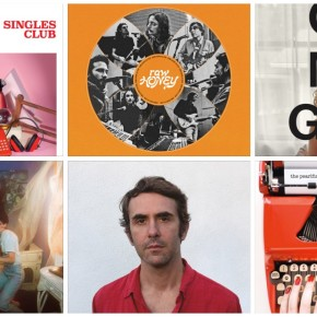De 10 beste platene i april