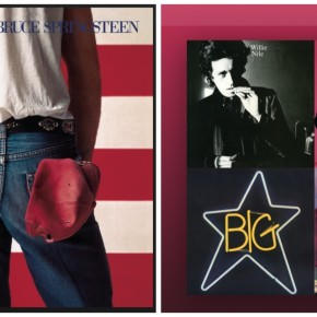 Fra arkivet: Litt sånn Springsteen?