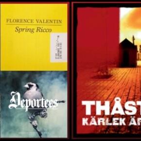 Fire svenske plater som rula i 2009