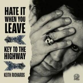Sjekk ut den nye Keith Richards-videoen her