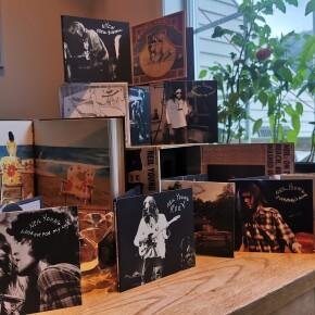 En skattekiste - Neil Young Archives vol. II er her!