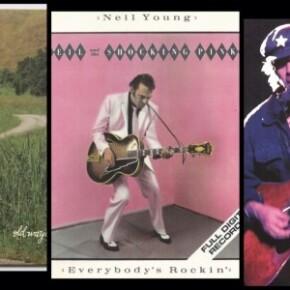 Neil Youngs plater på 80-tallet: Tid for eksperimenter