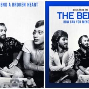 Ny plate kurerer Bee Gees-skam