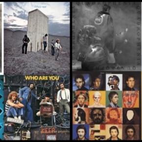 Popklikk presenterer de 5 beste platene: THE WHO