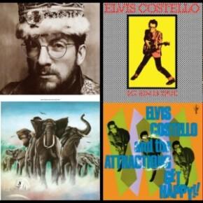 Popklikks guide til de 5 beste platene: Elvis Costello