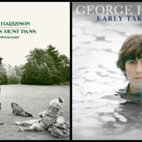 Hjemme alene: Popklikk lytter på George Harrison